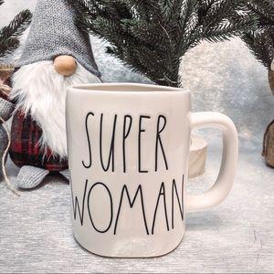Rae Dunn Super Woman Mug